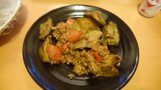 三鷹台のナス 果菜類 ナス科 ナス