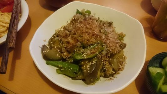 三鷹台のピーマン 果菜類 ナス科 ピーマン